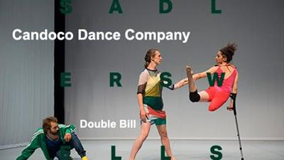 Candoco Dance Company: Double Bill at Sadler's Wells,London