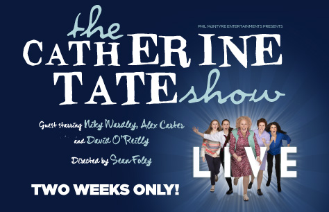 Beloved comedian Catherine Tate returns to London's West End