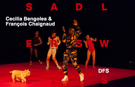 Cecilia Bengolea & François Chaignaud — DFS at Sadler's Wells, London