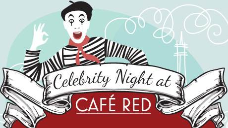 Cafe Red Tickets