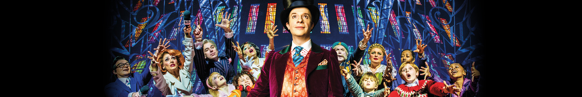 Charlie and the Chocolate Factory banner image