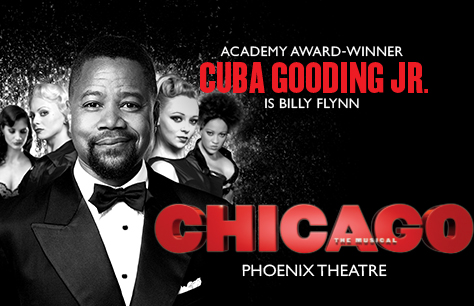 Chicago & Dinner at Bella Italia - Shaftesbury Avenue at Phoenix Theatre, London