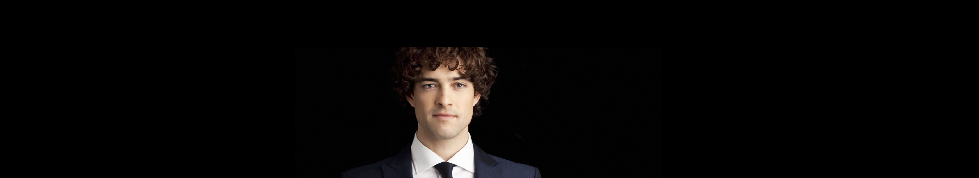 Christmas with Lee Mead banner image