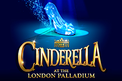 Cinderella tickets London Palladium. Book Cinderella pantomime tickets at the London Palladium this Christmas