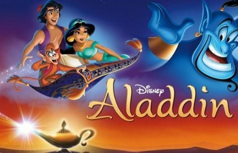 Cinema: Aladdin 1992