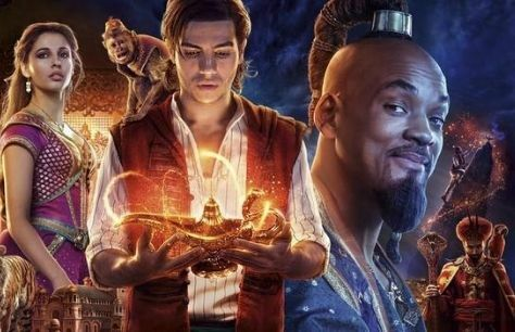 Cinema: Aladdin (Live Action)