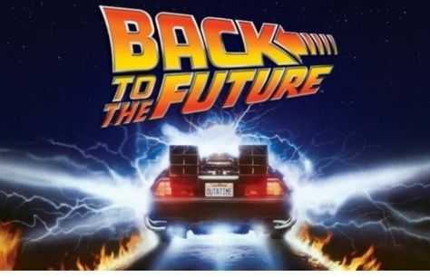 Cinema: Back to the Future Tickets