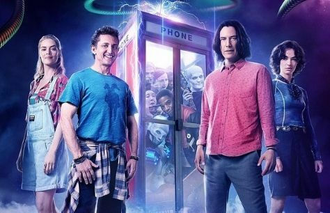Cinema: Bill and Ted Face the Music