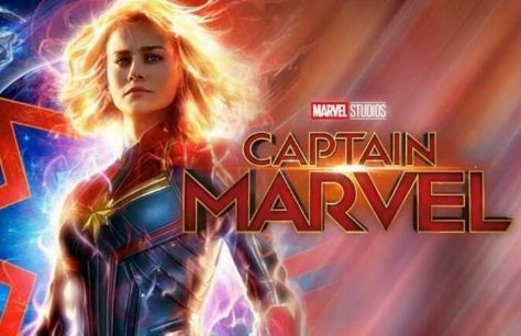 Cinema: Captain Marvel Tickets