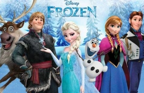 Cinema: Frozen