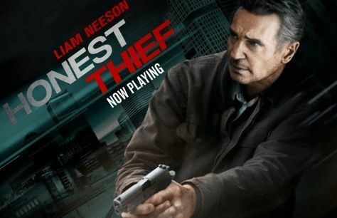 Cinema: Honest Thief