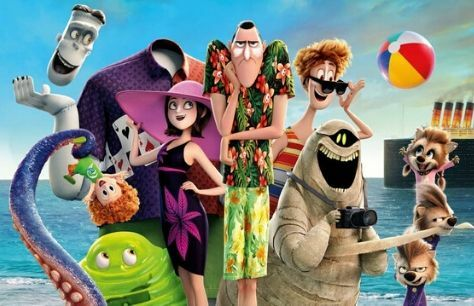 Cinema: Hotel Transylvania 3 Summer Vacation