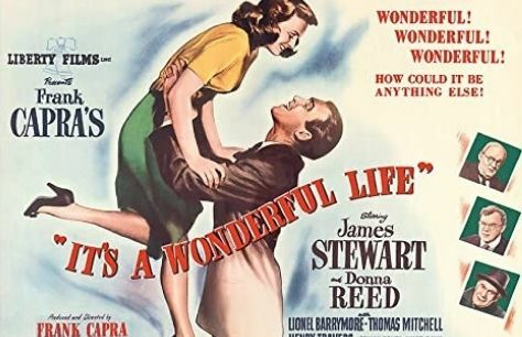 Cinema: It's a Wonderful Life