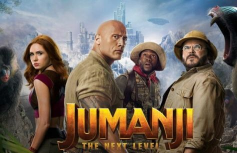 Cinema: Jumanji The Next Level