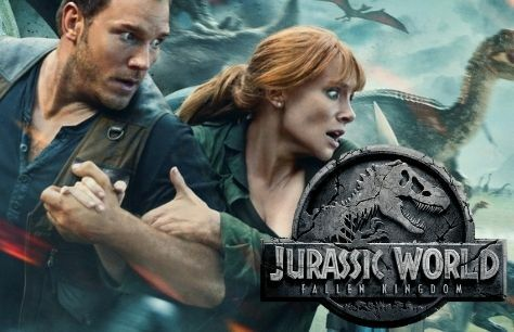Cinema: Jurassic World: Fallen Kingdom