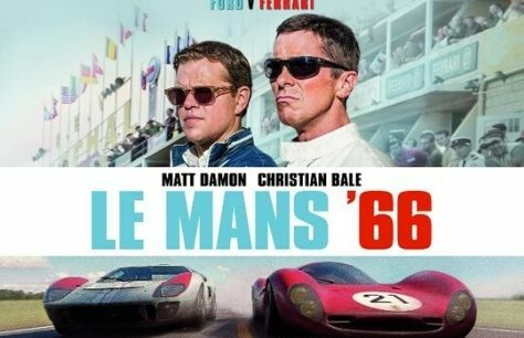 Cinema: Le Mans 66 Tickets