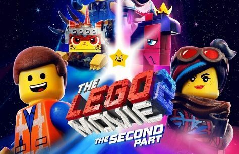 Cinema: The Lego Movie 2: The Second Part