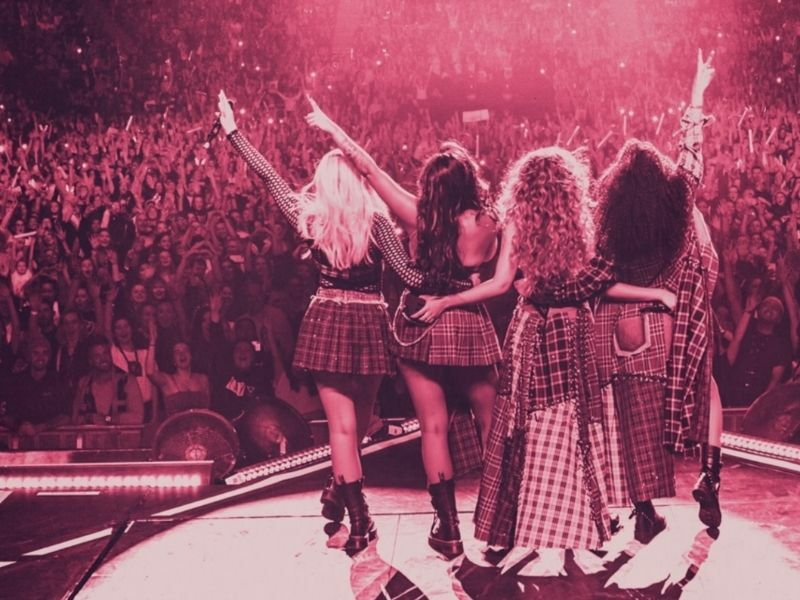 Cinema: Little Mix: LM5 - The Tour Film gallery image