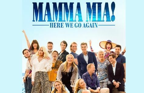 Cinema: Mamma Mia! Here We Go Again Tickets
