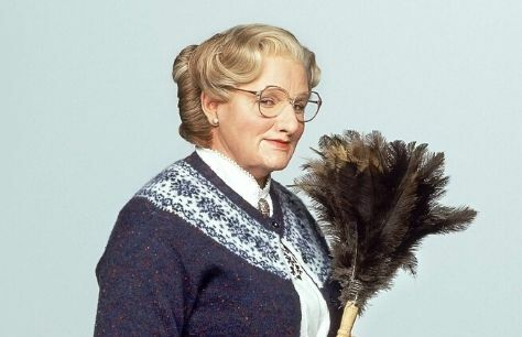 Cinema: Mrs Doubtfire
