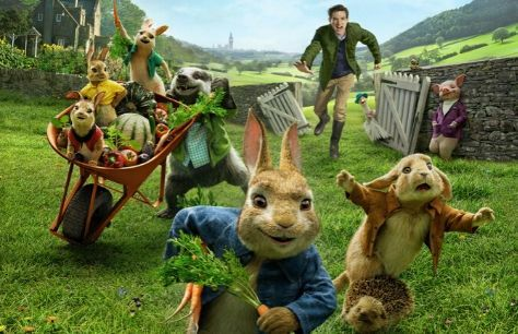 Cinema: Peter Rabbit