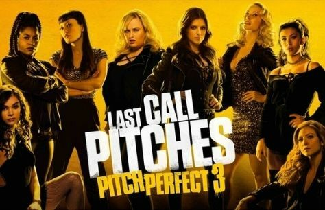Cinema: Pitch Perfect 3