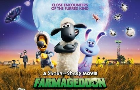 Cinema: Shaun the Sheep: Farmageddon