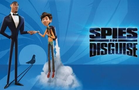 Cinema: Spies in Disguise