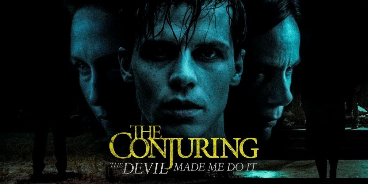 Cinema: The Conjuring 3: The Devil Made Me Do It banner image