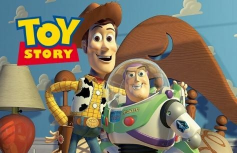 Cinema: Toy Story Tickets
