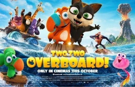 Cinema: Two by Two: Overboard!