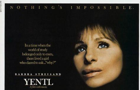 Cinema: Yentl