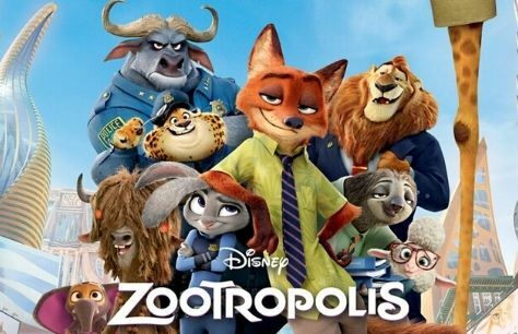 Cinema: Zootropolis Tickets