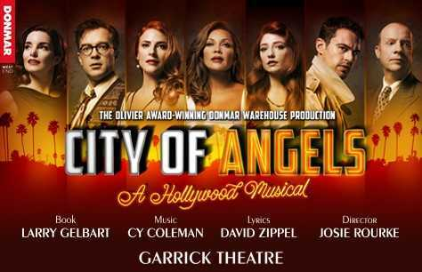 City of Angels - event list