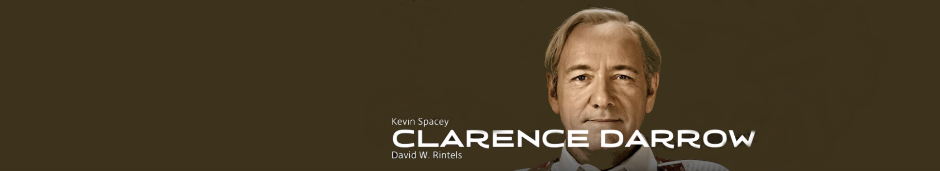 Clarence Darrow Old Vic