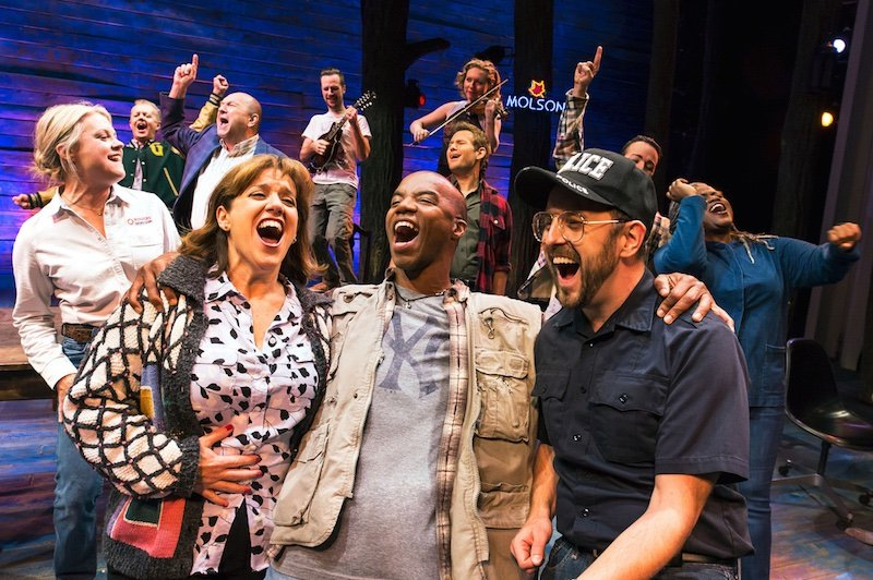 Come From Away tickets at the Phoenix Theatre