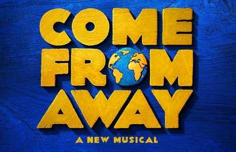 Come From Away and Dinner at Jamie's Italian - Covent Garden