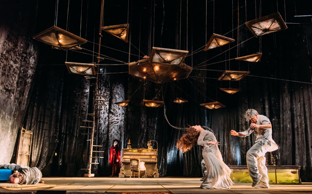Compagnie du Hanneton / James Thierrée — The Toad Knew tickets