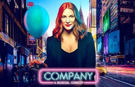 Company at the Gielgud Theatre tickets