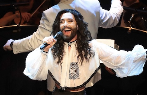 Conchita! at London Palladium, London