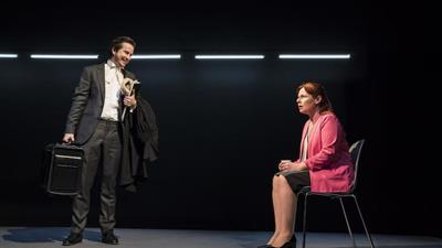 Consent at Harold Pinter Theatre,London