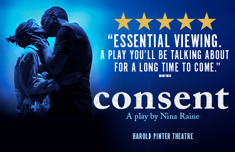 Consent at Harold Pinter Theatre, London