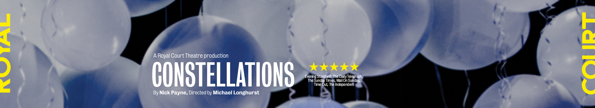 Constellations tickets Southampton Nuffield Theatre