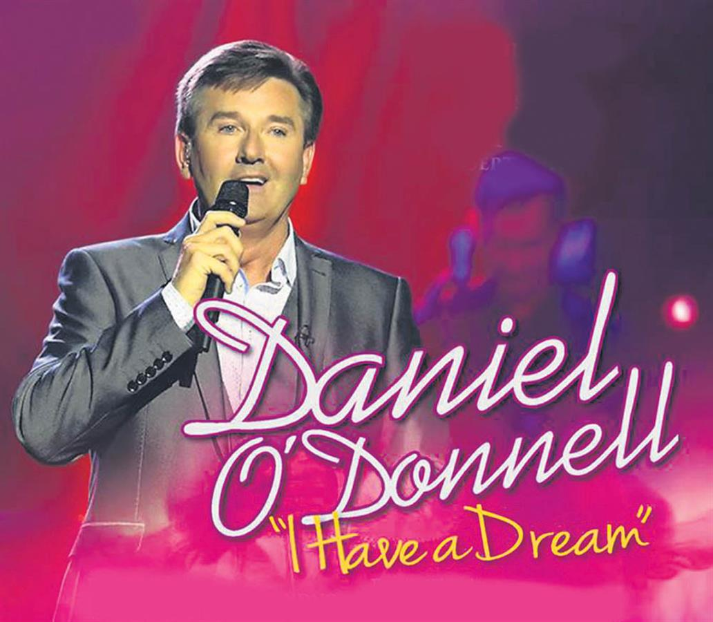 Daniel O'Donnell Live at the London Palladium tickets