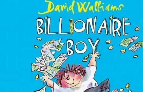 David Walliams' Billionaire Boy  Tickets