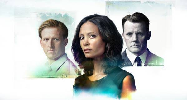 Thandie Newton stars in Death And The Maiden at the Harold Pinter Theatre, London