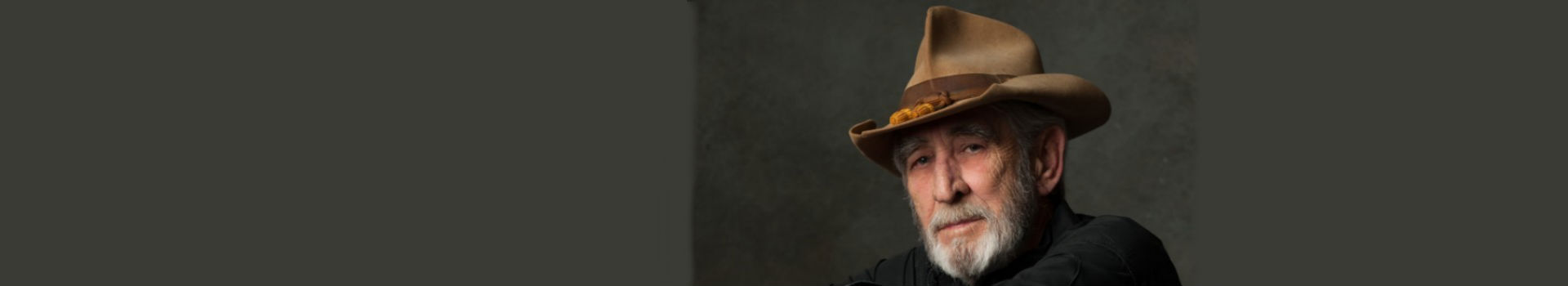 Don Williams in Concert banner image