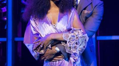 Dreamgirls at Savoy Theatre,London