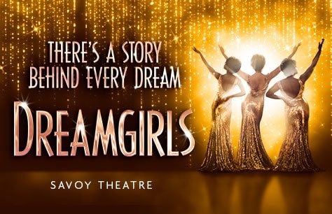 Dreamgirls & Dinner at Le Restaurant de PAUL Covent Garden