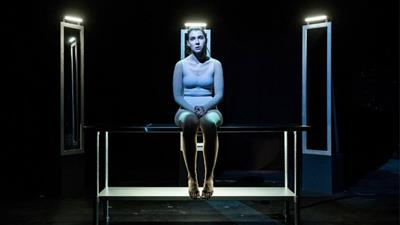 Dust at Trafalgar Studios 2,London
